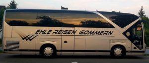 Anfrage Busunternehmen Magdeburg